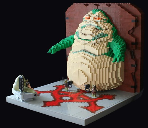 The annual Tribute to the dead Jabba (1/11)