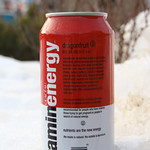 Vitamin Energy (Red with taurine)