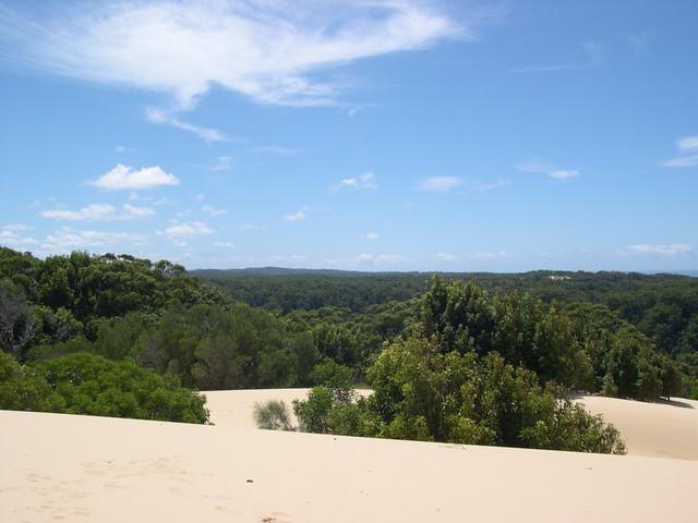 Isla Fraser, Australia