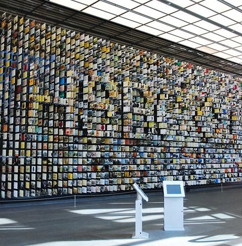 HSBC History Wall and Interactives