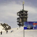Titlis Glacier Peak