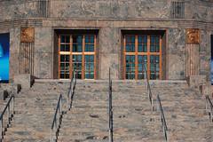 planetarium steps