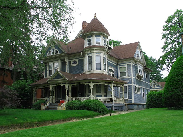 House In Old West End Toledo Ohio Queen Anne Flickr
