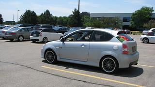 Hyundai Accent SR and SR-X