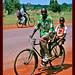 Uganda-equator-cyclists