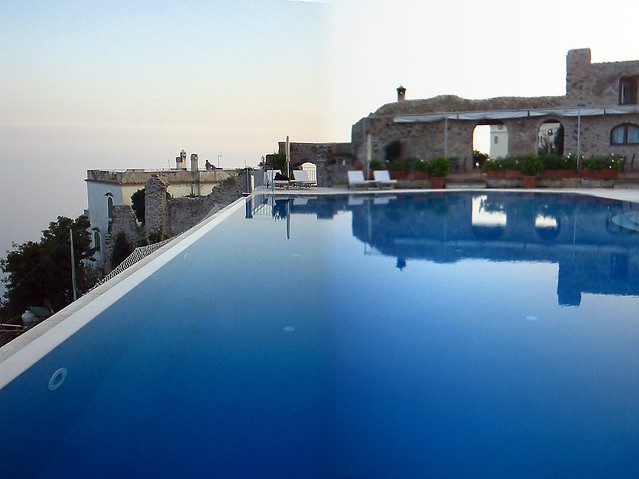 Exotic hotel pools a gallery on flickr for Hotels in ravello with swimming pool