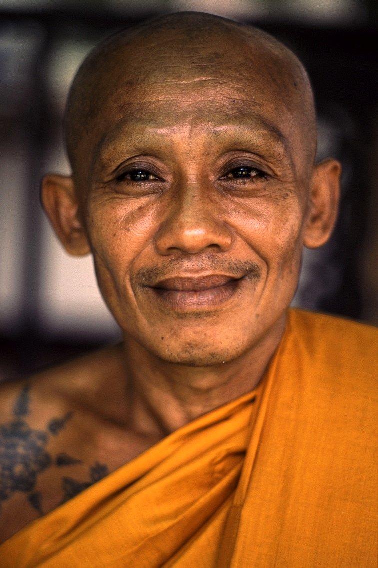 Monk@Ubon Ratchathani - Thailand