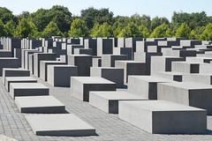 Le Mémorial aux Juifs assassinés d'Europe (Berlin)