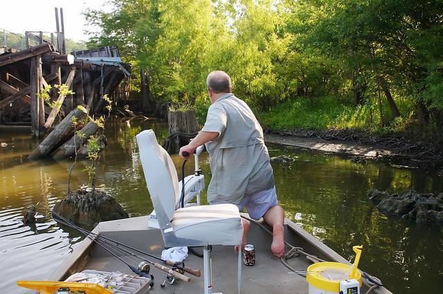 Shawnee River Boat Model