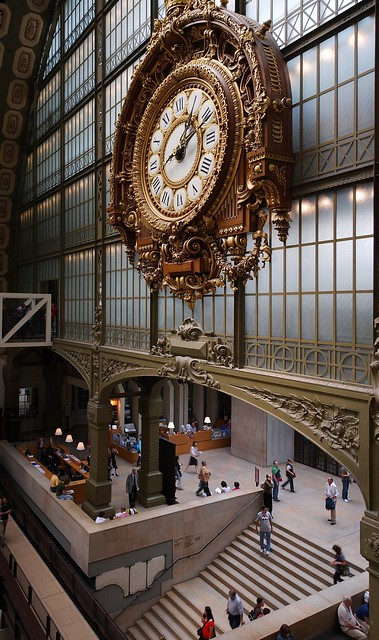Le Mus 233 E D Orsay Entr 233 E Grande Horloge Flickr