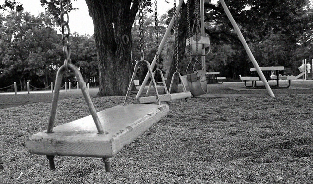 Swings at the Park