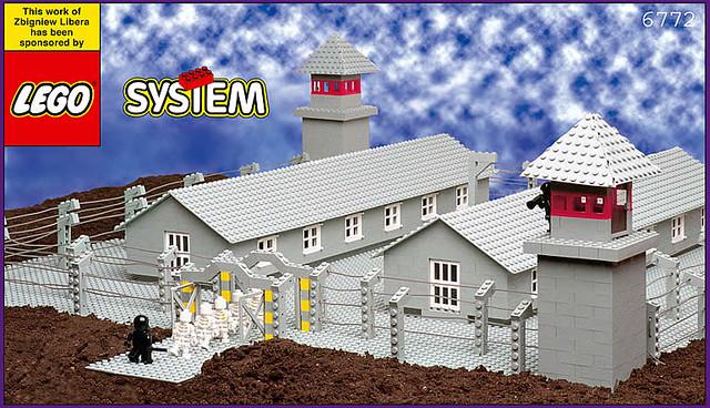 Lego Konzentrationslager