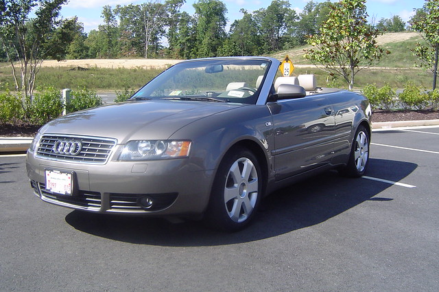 05 audi a6 convertible flickr photo sharing. Black Bedroom Furniture Sets. Home Design Ideas