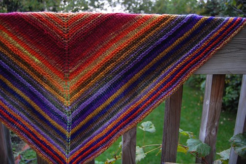 noro mini shawl