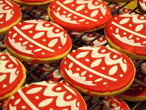 biscoitos natalianos nos EUA