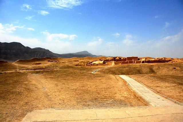 Nisa, Turkmenistan by CC user deepphoto on Flickr