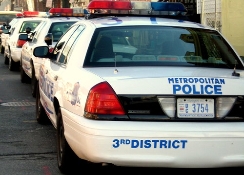 Re-Post: MPD 3rd District Cars