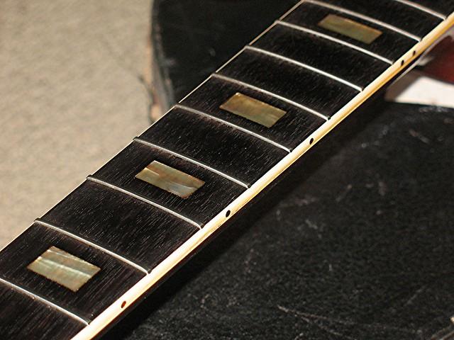 Photo:ES-335 New Frets By Roadside Guitars