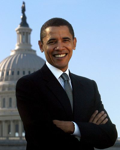 President Barack Obama: Inauguration Day 2009