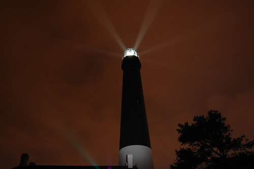 Pensacola Lighthouse by loungelistener