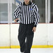 Small photo of Linesman Alex Morrison