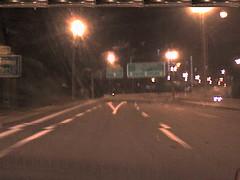 DUKE Highway at night
