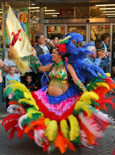 Truro Carnival, Cornwall, UK by Stocker Images