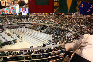 Breslin on graduation day!
