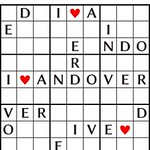 This is a solvable sudoku made with the characters of Andover city from Massachusetts in United States.  View andoverdoku or make your own design at yourdoku.com