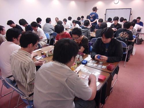 2011 Nationals QT - Chiba 1st : Hall 3