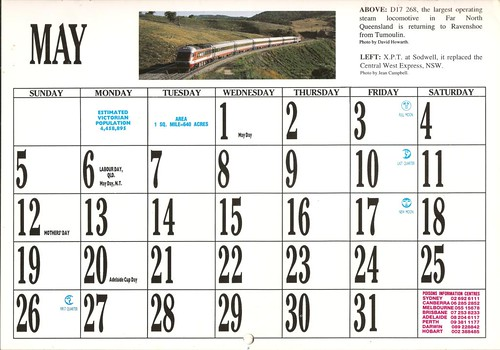 Flickriver set Australia and New Zealand trains in postcards by Johannes J Smit