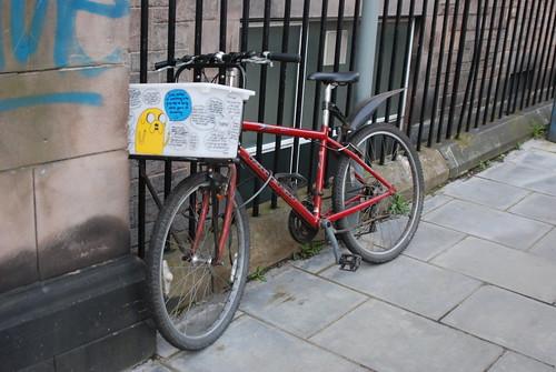 Dilbert bike
