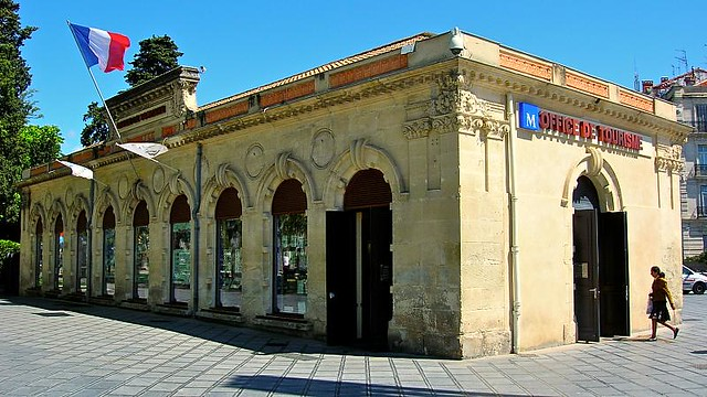 Office de tourisme montpellier france flickr photo - Office tourisme languedoc roussillon ...