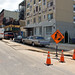 Pacific Street road work