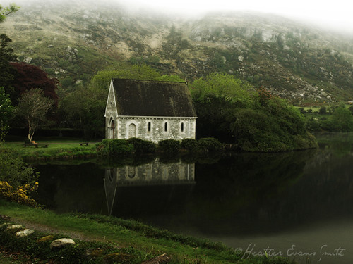 gougane barra church, ireland