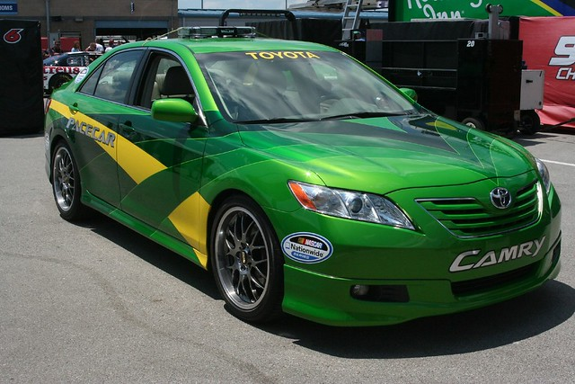 Toyota Camry Nashville Pace Car