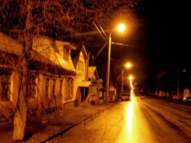 Đêm phố cũ