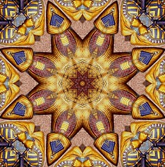 Egyptian Kaleidoscope Series