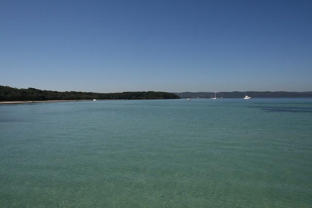 Horseshoe Bay, Peel Island, Moreton Bay, Queensland, Australia
