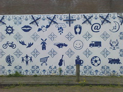 The world 39 s best photos of alarm and pole flickr hive mind for Crossing the shallows tile mural