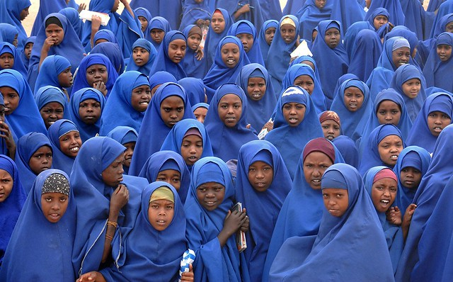 Girls School - Baidoa, Somalia