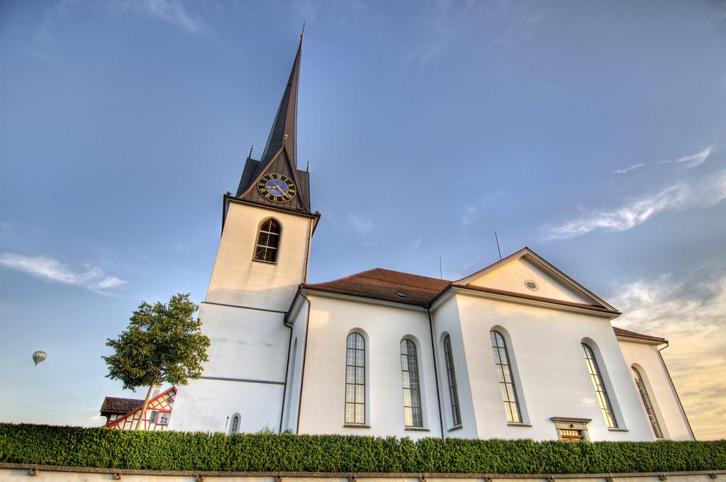Reformed church of Gossau