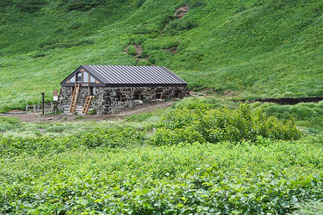 Photo:The Hut at the nineth station By:jasohill