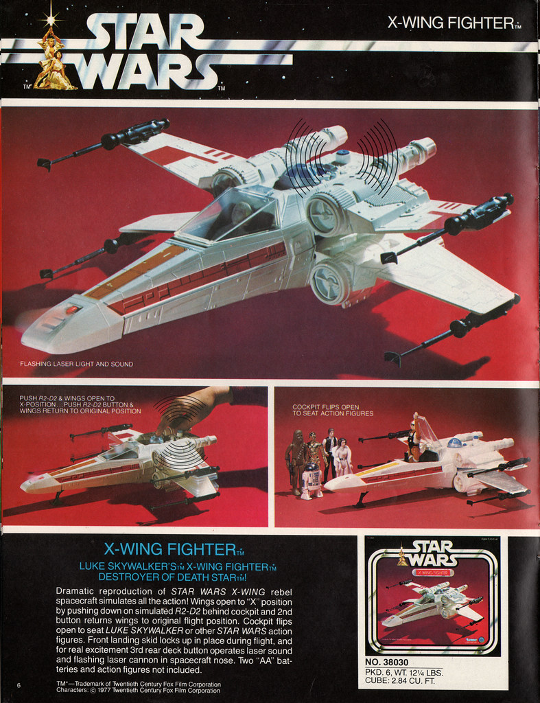 Kenner Star Wars product Supplement 1979 - page 07