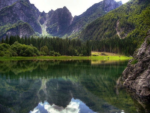 Fusine superior lake.1
