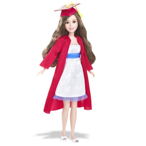 Disney High School Musical 3 Graduation Doll - Kelsi