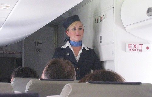 best dating a flight attendant job
