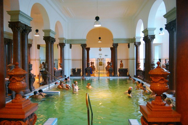 Széchenyi - Hot Spring Bath