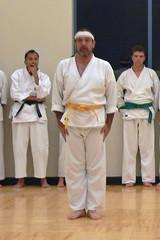 Karate test