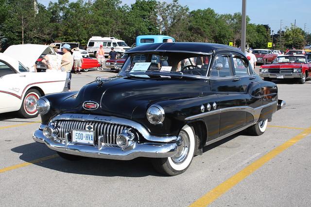 1951 buick special deluxe 4 door a photo on flickriver